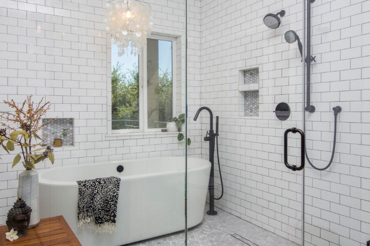 KH Custom Home Bathroom Renovations