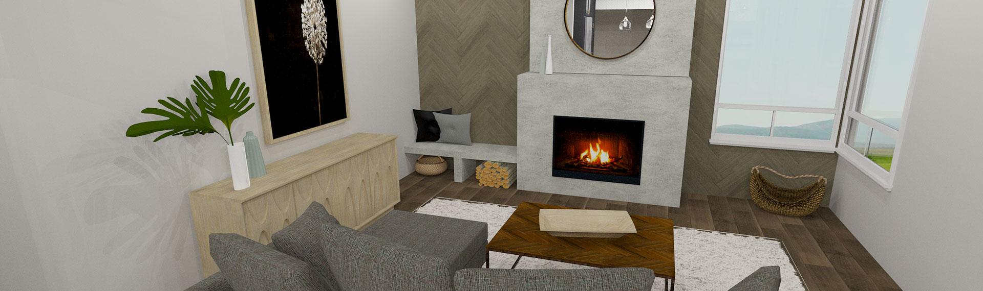 KH Custom Home 3D Renderings