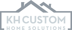 KH Custom Home Solutions Logo