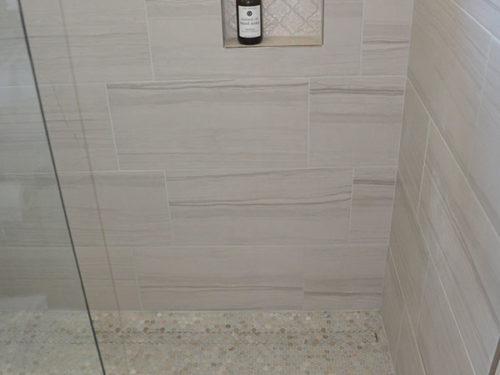 KH Customs – Bell Remodel Bathroom Detail