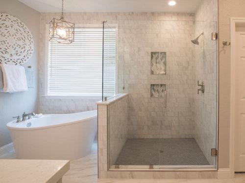 KH Customs – Elegant Bathroom