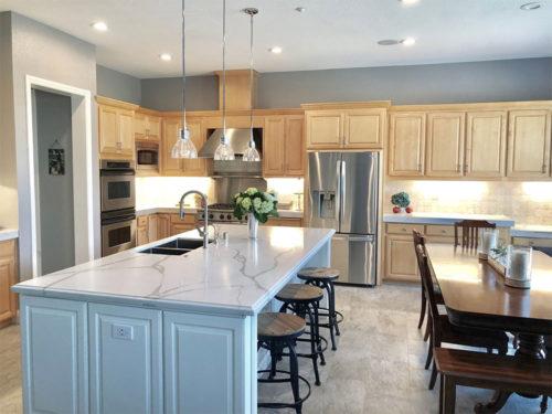 KH Customs – Kitchen Remodel