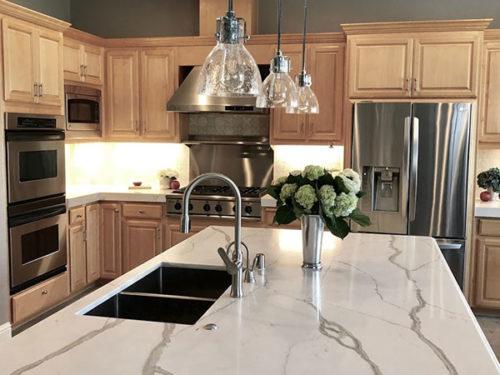 KH Customs – Kitchen Remodel Detail